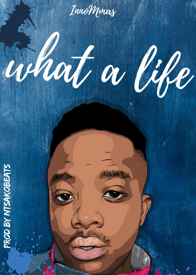 What a life   Cover