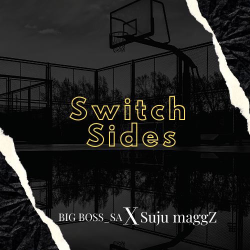 SWITCH SIDES   Cover