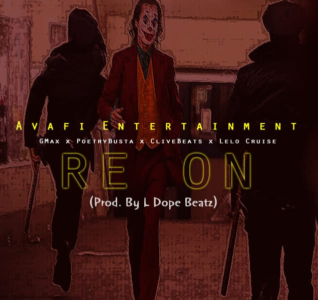 RE ON   Cover
