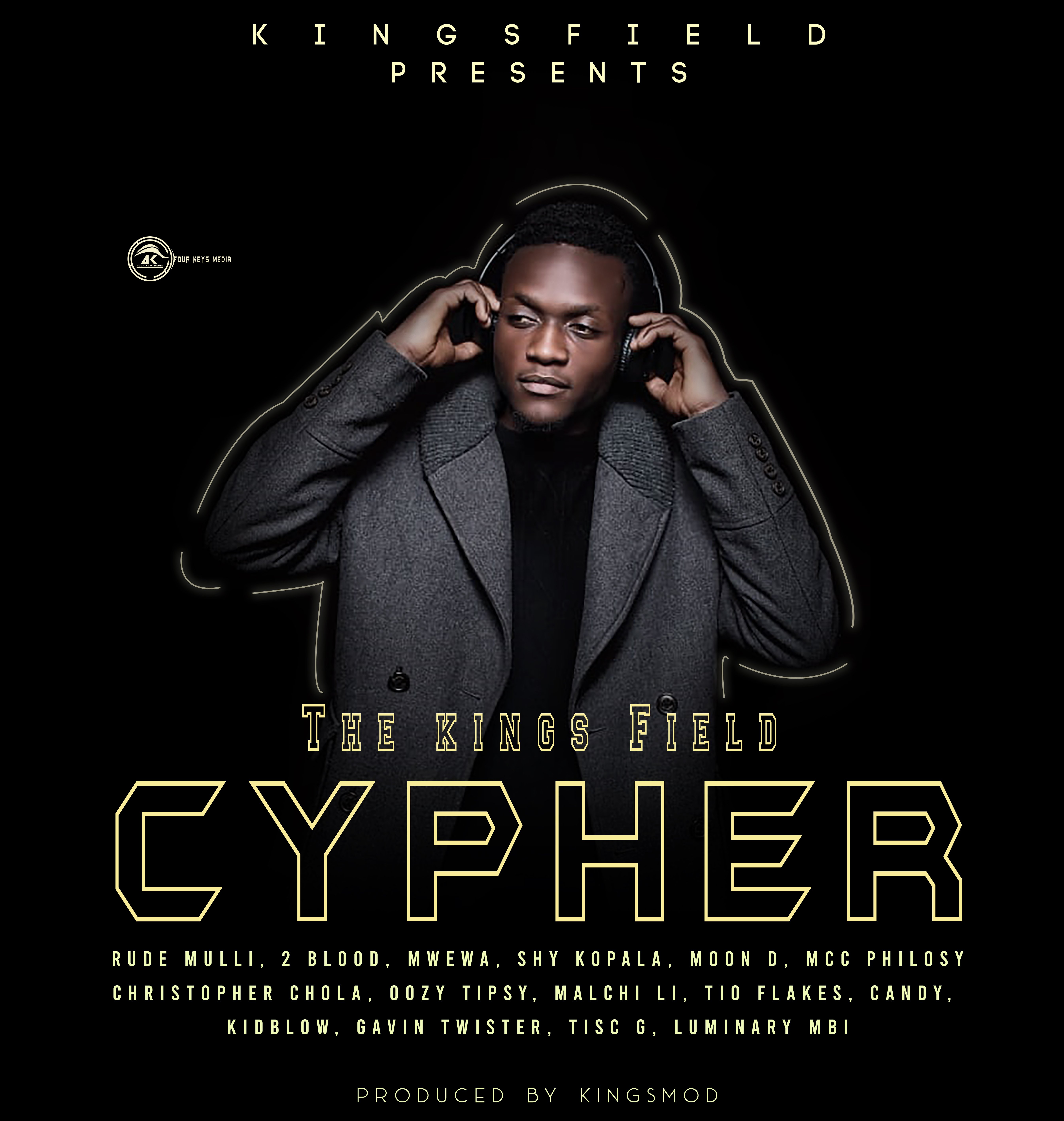 The KingsFIELD CYPHER   Cover