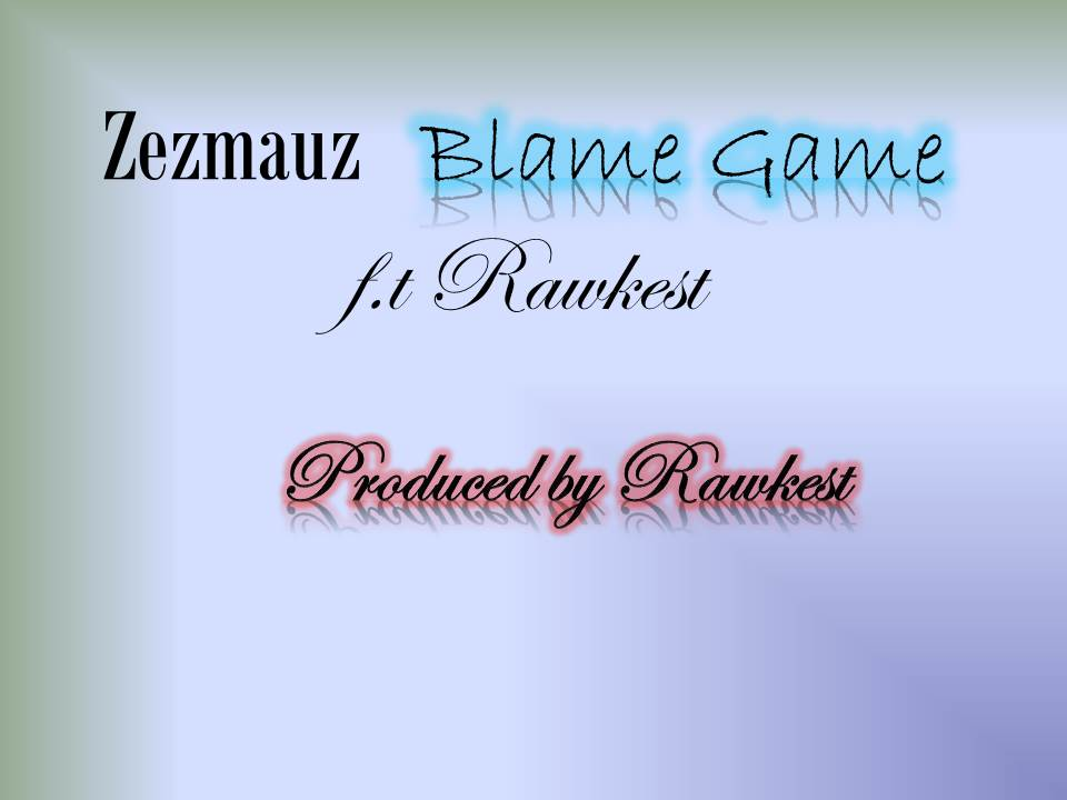 Blame Game   Cover