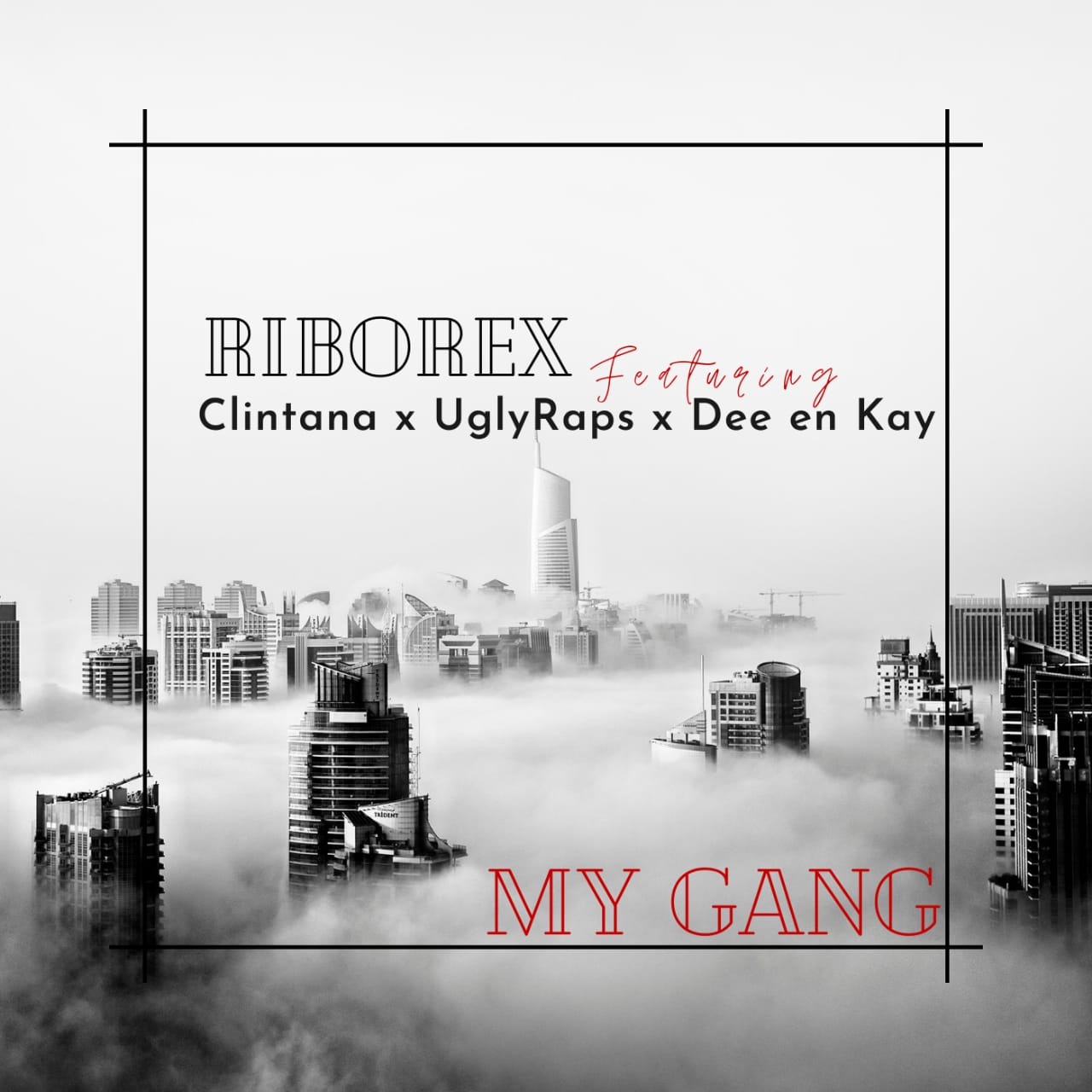 My Gang   Cover